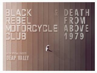 Black Rebel Motorcycle Club and Death From Above