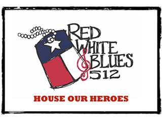 Red, White and Blues 512 presents House Our Heroes