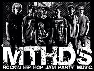 MTHDS perform Beastie Boys - NO COVER UNTIL 10:30PM