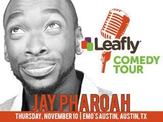 Leafly Comedy Tour: Jay Pharoah