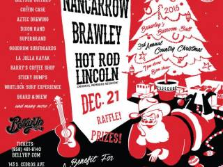 Brawley's 3rd Annual Country Christmas