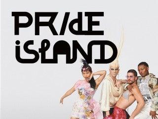 NYC PRIDE - Pride Island @ Pier 97