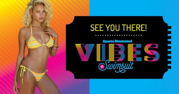 SI Swimsuit Vibes | Houston, TX | Feb. 17 - 18
