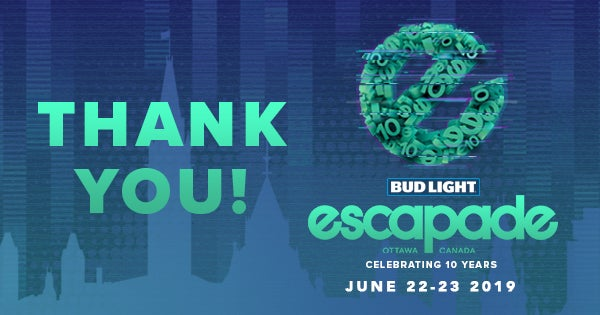 Bud Light Escapade Music Festival